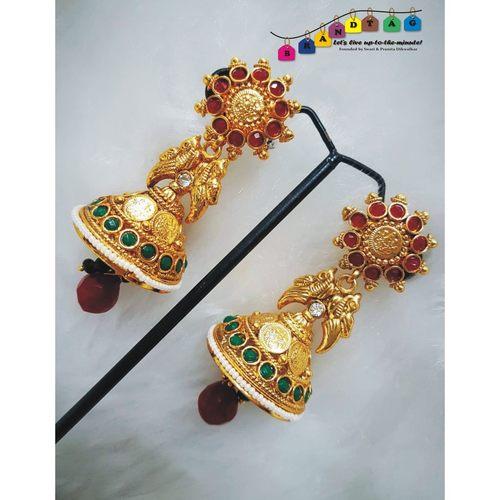 Copper Earrings!!