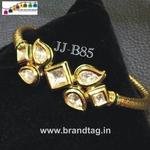 Royal elegant Kundan  kada bracelet!!