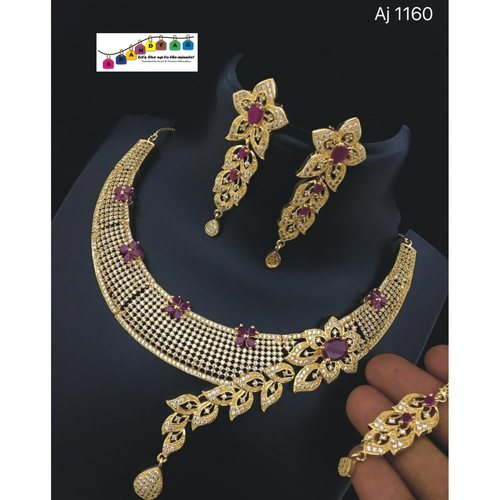 Gorgeous Necklace set!! Teej Collection!!