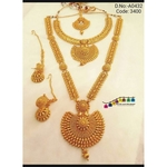 Devsena Neck-piece sets!