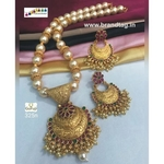 Chandrakanta Golden  Necklace set!