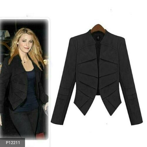 Cotton Velvet Jacket for Women !!