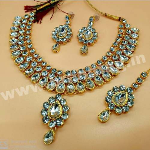 BrandTag's Veena Necklace set for women !