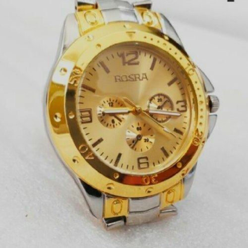 Gold Tye Watch
