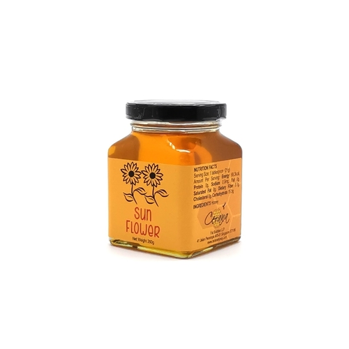 Sunflower Honey (260g)