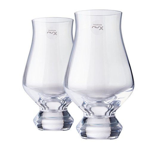 Nude Island Whisky glasses from Fieldcrest - 1 Box with 2 Glasses