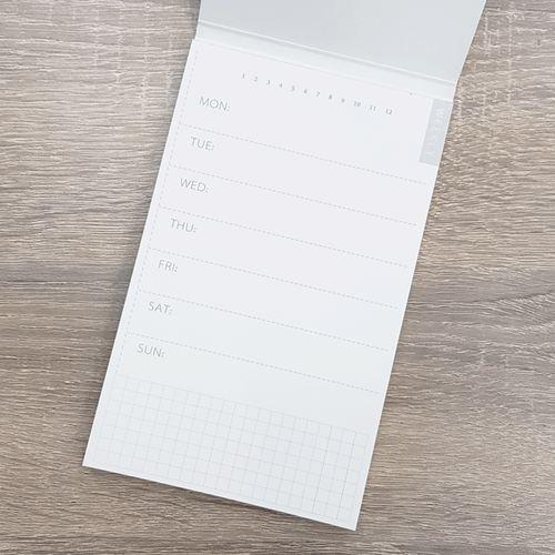 PLAN ME | Weekly Plan