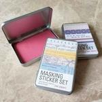 Masking Sticker Set - Paper Version