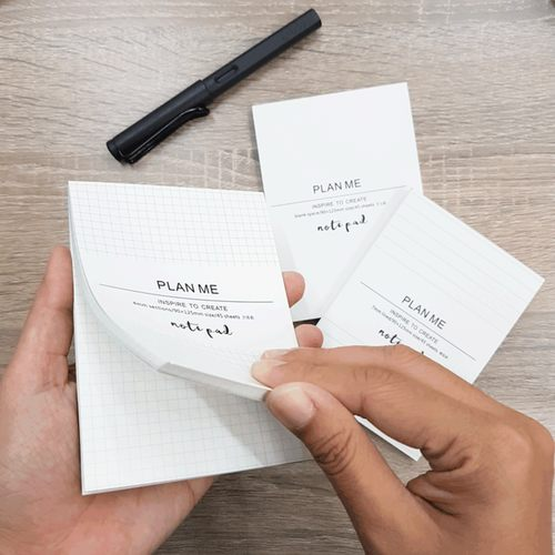 PLAN ME | Squared