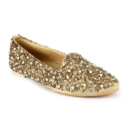 Golden bling