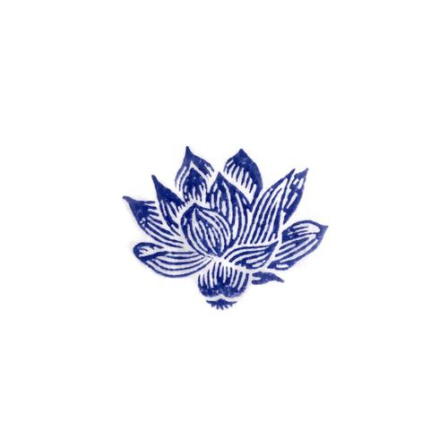 Blue Lotus Kaftan