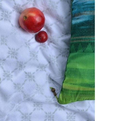 Single Size Dohar - Green
