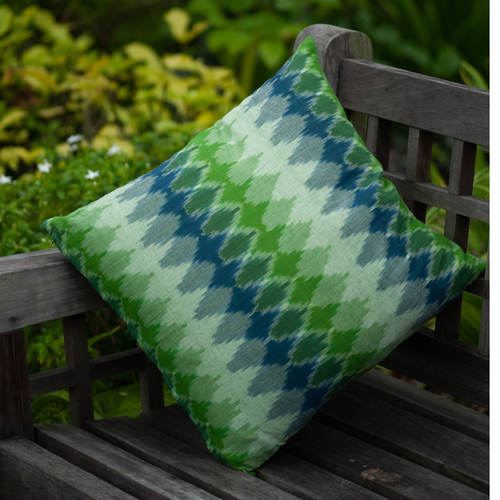 IKKAT CUSHIONS COVERS