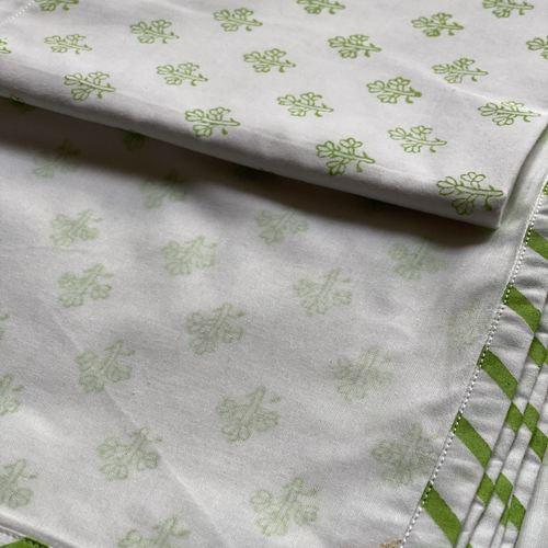 Kids Dohar - Cotton & Muslin Summer Blanket  115 cms x  150 cms