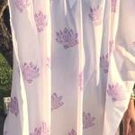 Purple Lotus Kaftan