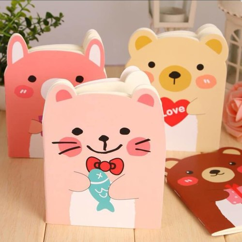 Love Bear Notebook