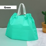 Drawstring Plastic Bag