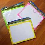 Whiteboard + Toddler Puzzle 2 set - with Customized Sticker