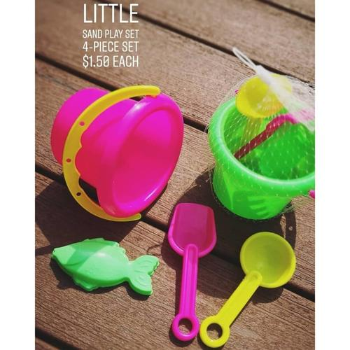 Little Sand play set