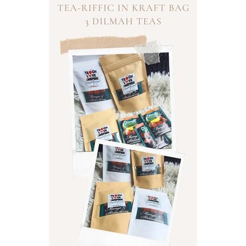 Tea-Riffic in Kraft Bag
