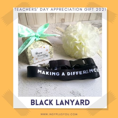 Teachers Day Lanyards