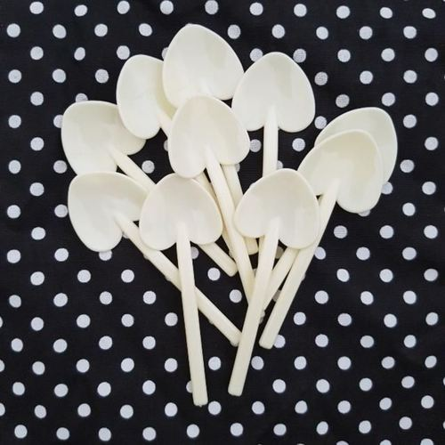 Heart Shaped Spoons (10 pieces / set)
