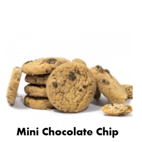 Mini Choc Chip cookies