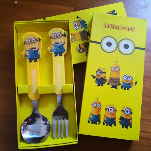 Spoon and Fork Set