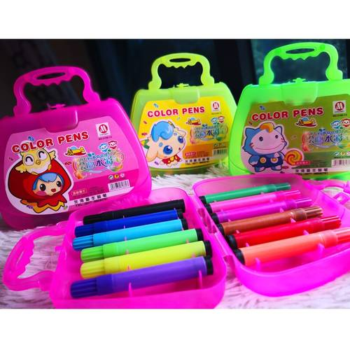Bag Colour Pens