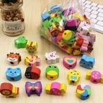 Mini Erasers