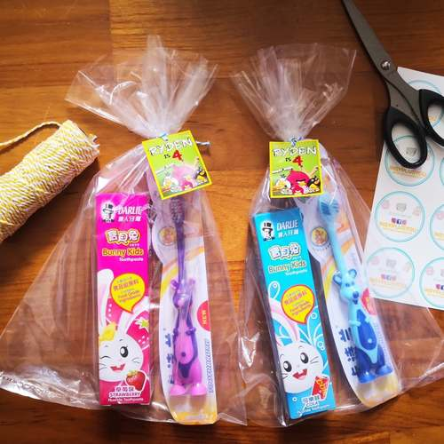 Kids Toothbrush set