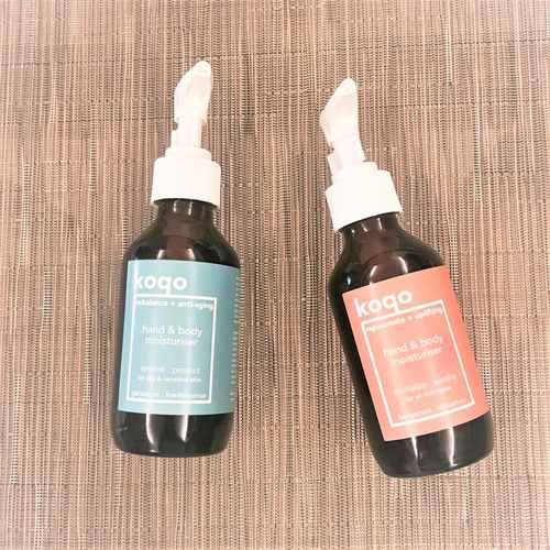 koqo Anti-aging Hand & Body Moisturiser - Geranium & Frankincense 100ml