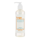 koqo All-In-One 100 Pure Handmade Virgin Coconut Oil 250ml pump