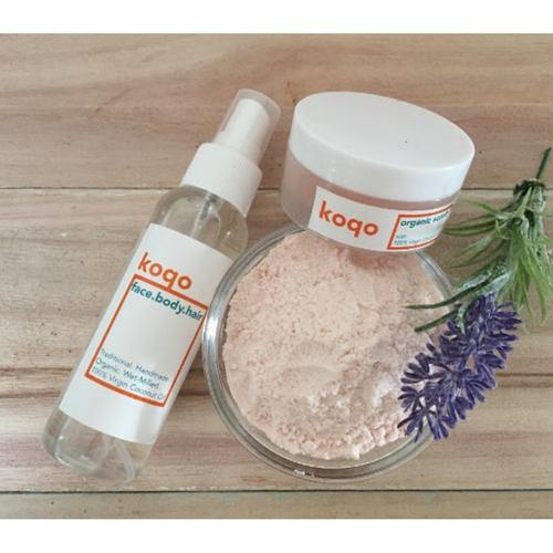 Lavender & Himalayan Salt Scrub (50g)