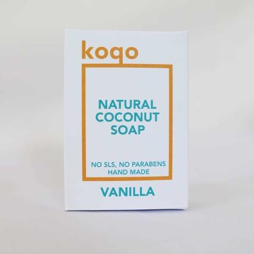 Natural Vanilla Coconut Soap