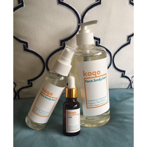 koqo eye - Extra sheer oil (20ml) Popular Buy!