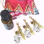 Aromatherapy lava diffuser love mom trio