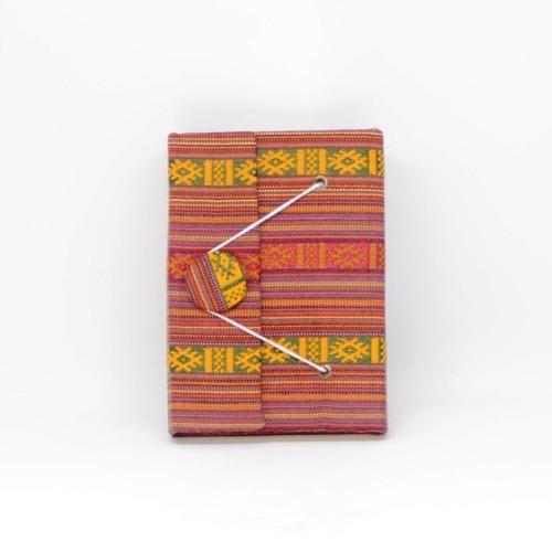 Bhutan Handmade Diary Medium