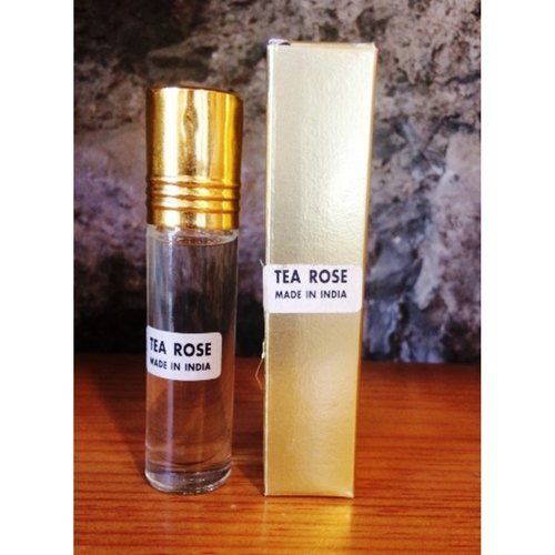 TPS Tea Rose Natural Attar 8ml