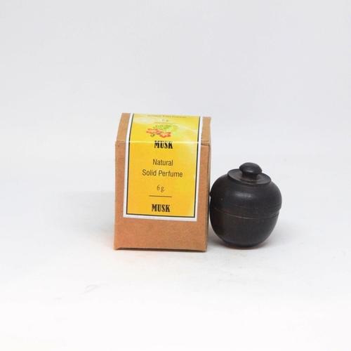 Beeswax Solid Perfume - Musk