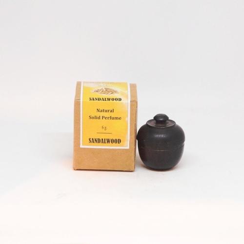 Beeswax Solid Perfume - Sandalwood