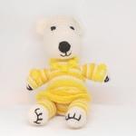 Hand Knitted Bear Medium