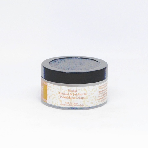Herbal Almond & Jojoba Oil Nourishing Cream 50g