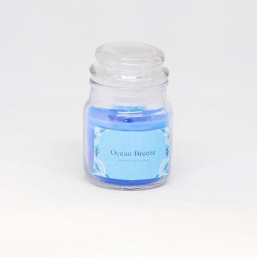 Scented Jar Candle - Ocean Breeze