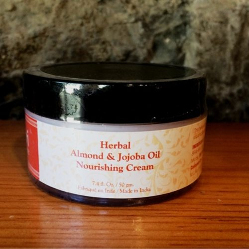 TPS Herbal Almond & Jojoba Oil Nourishing Cream 50g