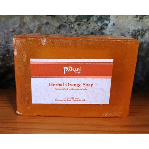 Herbal Orange Soap