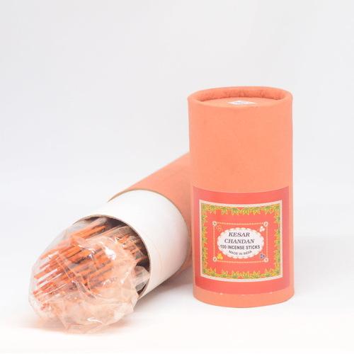 Premium Hand Rolled Incense Sticks - Kesar Chandan