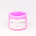 Scented Glow Candle - Magnolia Blossom