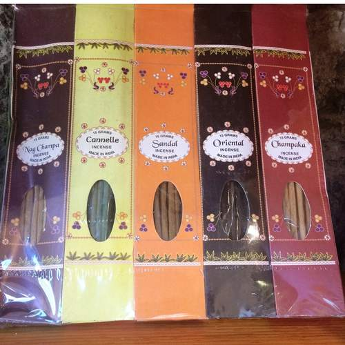 Rainbow Incense Pack