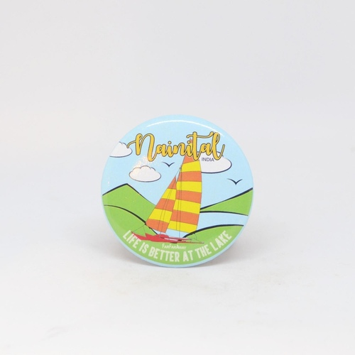 Nainital Fridge Magnet
